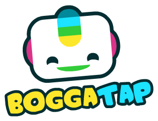 The Boggatap logo